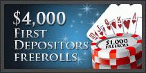 William Hill Poker New Player Freerolls