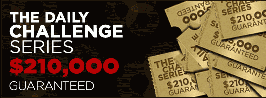 888Poker Daily Challenge Series