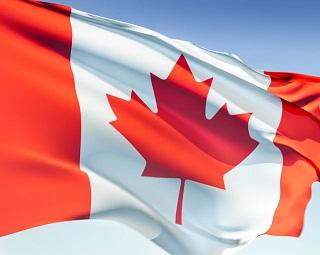 Canada Flag Gambling