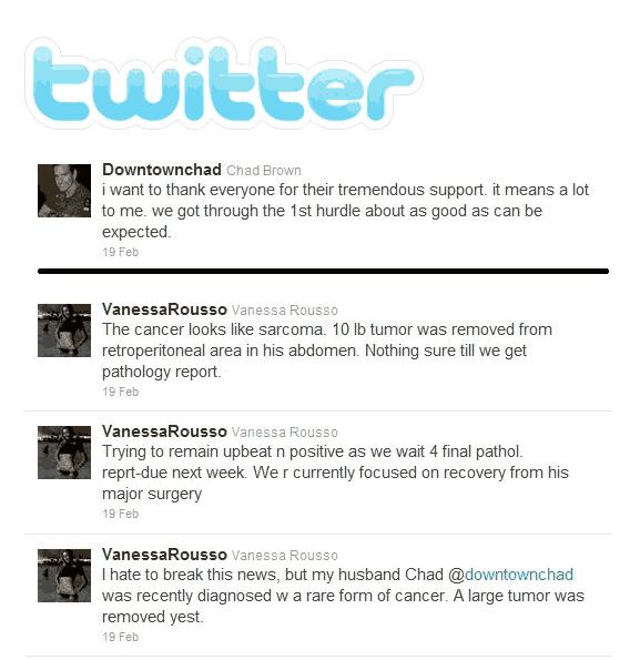 Chad Brown Tweets