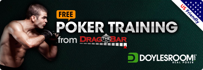 Free Poker Training with Doyles Room