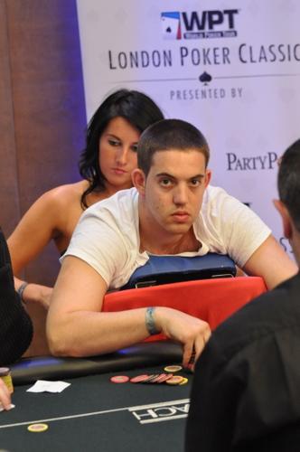 World Poker Tour London Play