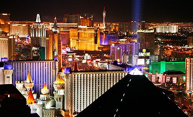 Las Vegas with NoiQ Poker