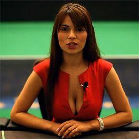 Team Bodog Member Tatjana Pasalic
