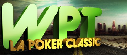 WPT LA Poker Classic Freeroll only on UB
