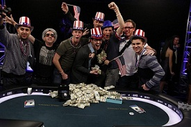 L.A. Poker Classic Champion Gregory Brooks