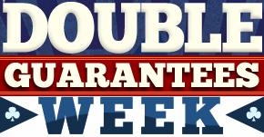 Americas Cardroom Double Guarantees Week