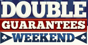 Americas Cardroom Double Guarantees Weekend
