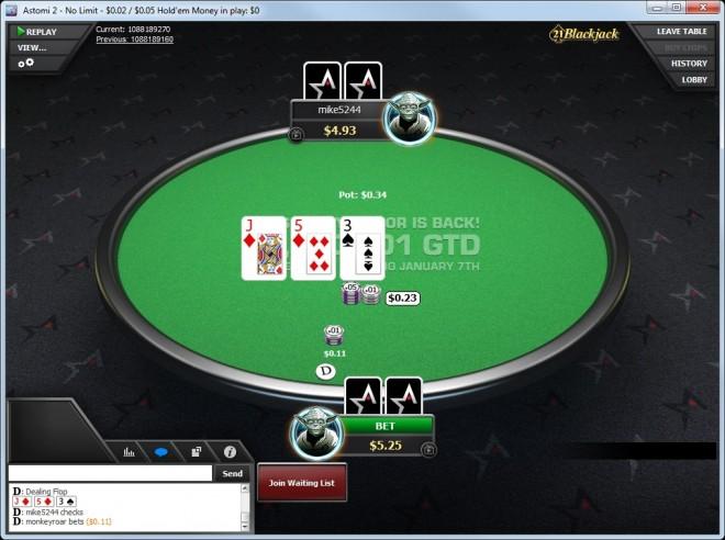 More views of Americas Cardroom Poker