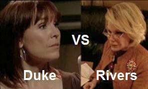 Annie Duke vs Joan Rivers in The Celebrity Apprentice