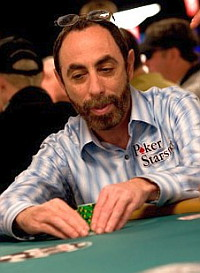 Team PokerStars professional poker player Barry Greenstein.