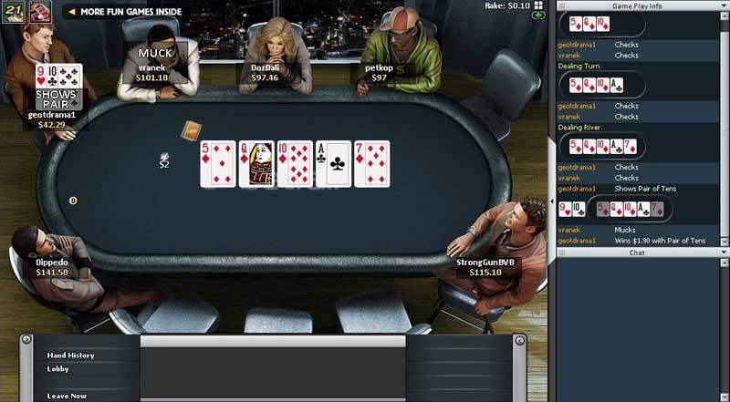 Poker betfair rakeback