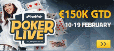 Betfair Poker Live Winter Kiev Qualifiers