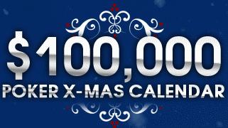 Betsafe $100K Poker Christmas Calendar
