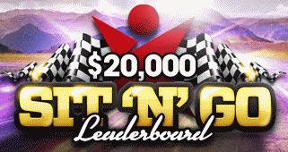 Betsafe $20K April SNG Leaderboard