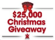Betsafe $25K Christmas Giveaway