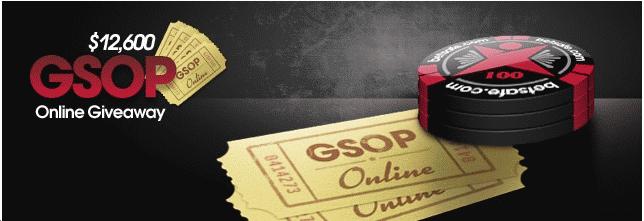 Betsafe GSOP Online Giveaway