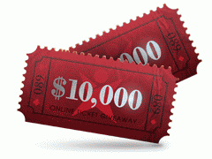 Betsafe $10K Online Ticket Giveaway