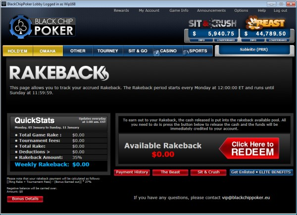 black-chip-poker-rakeback-payments