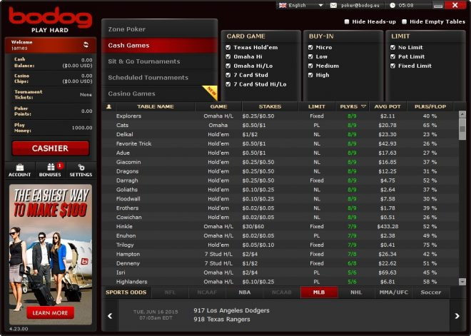 Online Roulette Spin Palace