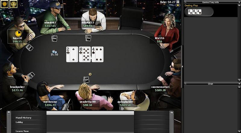 bwin poker rakeback