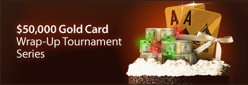 Cake Poker $50K Wrap-Up Tourney Series Schedule