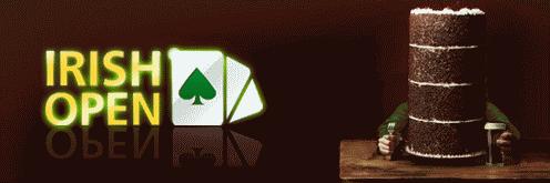 Cake Poker Irish Open Qualifiers