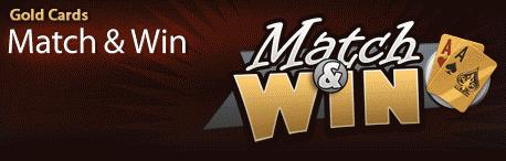 Cake Poker January Match & Win
