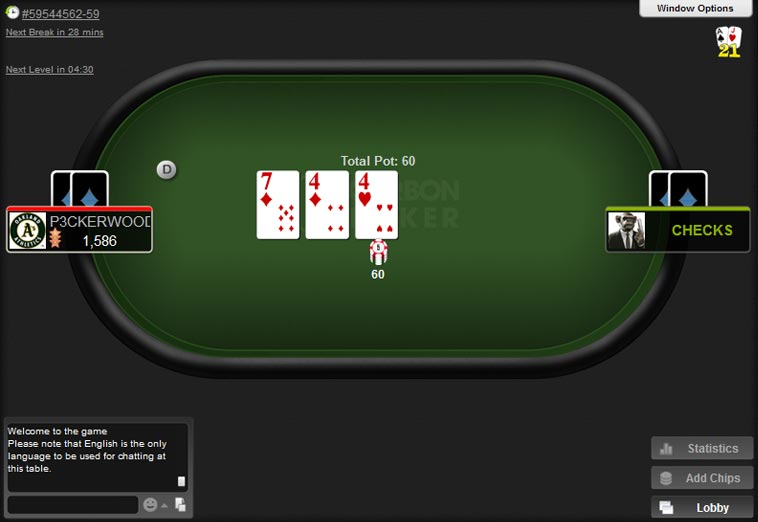 Texas holdem bonus strategy calculator