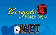 Carbon Poker WPT Borgata Tournament Count Leaderboard