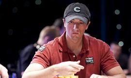 Carter Phillips Poker Player