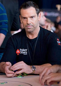 Team PokerStars professional poker player Chad Brown.