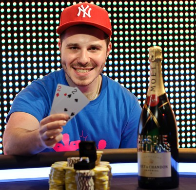 Dan smith - Aussie Millions 100K Chanpion