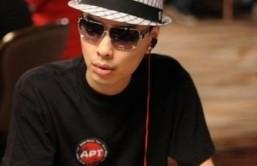 David 'Chino' Rheem, poker player.