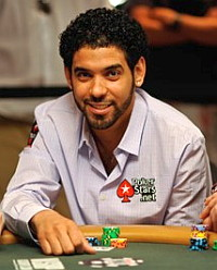 Team PokerStars professional poker player David Williams.