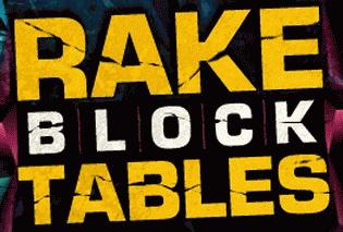 Doyles Room Rake Block Tables