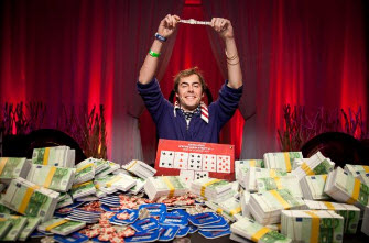 Elio Fox, WSOP Europe Main Event Champion