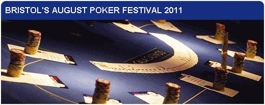 Bristol Poker Festival
