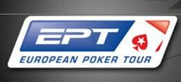EPT London logo, European Poker Tour 2009 in London
