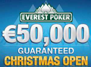 Everest Poker 50K Guaranteed Christmas Open