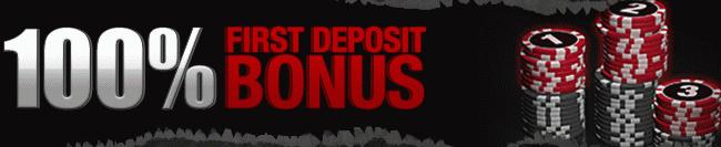 Full Tilt Poker 100% Bonus up to $600