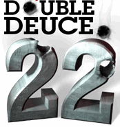 Double Deuce tournament at Full Tilt Poker.