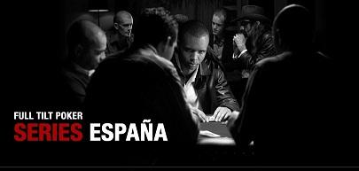 Full Tilt Poker Spain