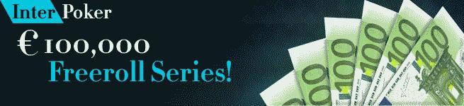InterPoker $100K Freeroll Series
