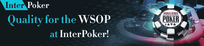InterPoker WSOP Qualifiers