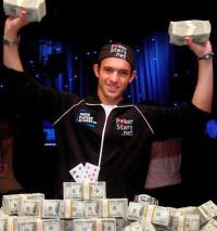 Team PokerStars pro Joe Cada.