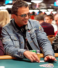 Team PokerStars professional Joe Hachem.