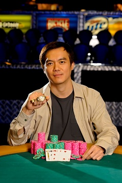 2011 WSOP 2-7 Champion John Juanda