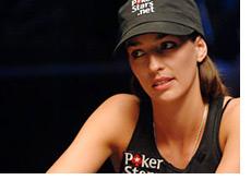 High Stakes Poker co-host Kara Scott