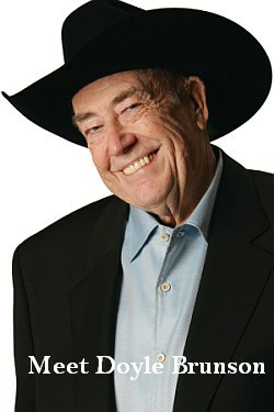 Meet Doyle Brunson, the poker legend, in VIP Las Vegas trip.